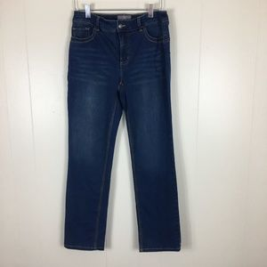 Chico's So Slimming Women's Jeans Size 1 Short
